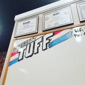 CrossFit Tuff - Spunktified