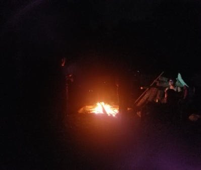 Twilight Bonfire