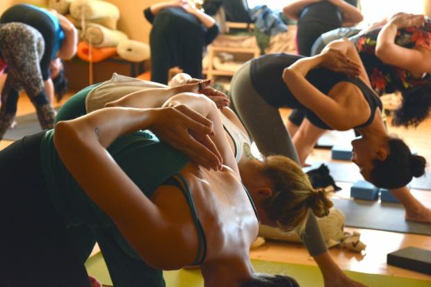soul runner 2 - yoga bind by shushipu