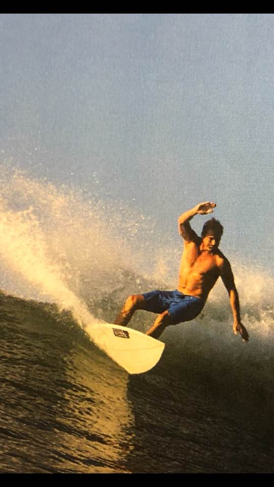 Soul Runner and Surfer Patrick Baker