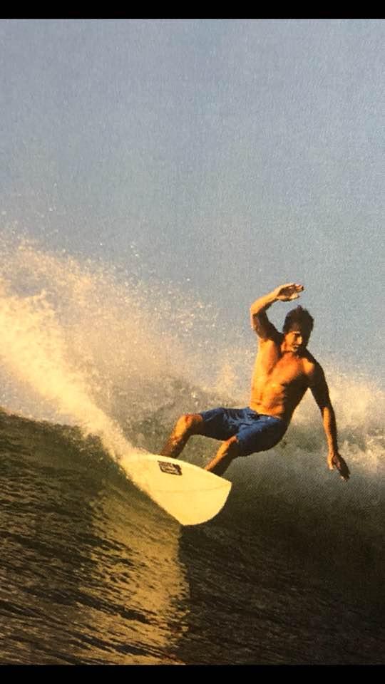 Soul Runner and Surfer Patrick Baker